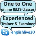 Online English Tutor website - IELTS Online Preparation