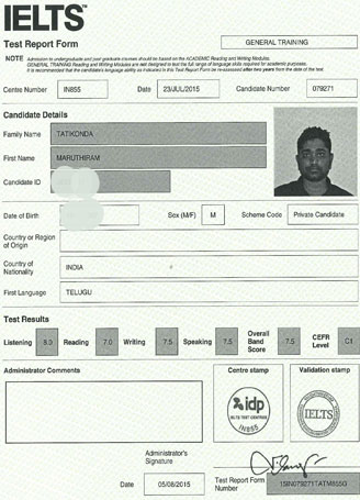 Idp ielts test dates online