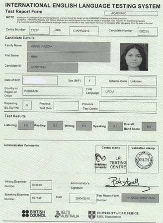 www ielts resultssn com