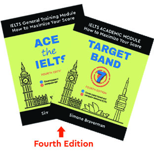 Ace the IELTS, Target Band 7, fourth edition