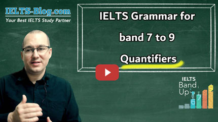 IELTS Grammar Lesson 3