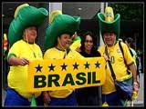 IELTS test in Brazil