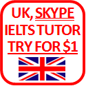 UK Skype IELTS Tutor